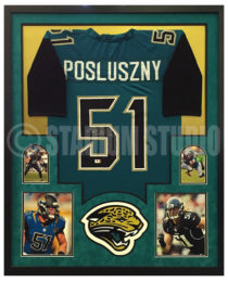 Posluszny, Paul Framed Jersey
