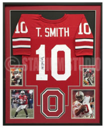 Smith, Troy Framed Jersey