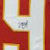 Berry, Eric Framed Jersey_Number