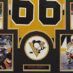 Lemieux, Mario Framed Jersey_Penguins2_Photos