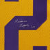 Cannon, Billy Framed LSU Jersey_Number