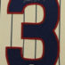 Maddux, Greg Framed Cubs Jersey_Number
