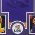 Simmons, Ben Framed Jersey_LSU_Photos