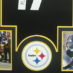 Wallace, Mike Framed Steelers Jersey_Photos