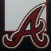 Jones, Chipper Framed Braves Jersey_Logo