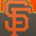 Lincecum, Tim Jersey_Orange_Logos