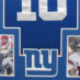Manning, Eli Framed Giants Jersey2_Photos