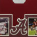 Rischardson, Trent Framed Alabama Jersey_Photos