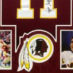 Rypien, Mark Framed Redskins Jersey_Photos