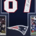 Gronkowski, Rob Framed Jersey_Photos