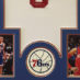 Iverson Framed Jersey_Photos