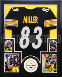 Miller, Heath Framed Jersey
