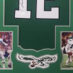 Cunningham, Randall Framed Jersey_Photos