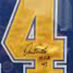 Fouts, Dan Framed Jersey_Number
