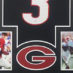 Gurley, Todd Framed Jersey_Georgia_Photos