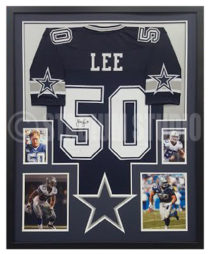 Lee, Sean Framed Jersey