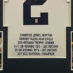 Newton, Cam Framed Jersey_Auburn_Photos
