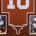 Young, Vince Framed Longhorns Jersey_Photos