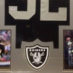Allen, Marcus Framed Raiders Jersey_Photos