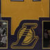 Bryant, Kobe Framed Lakers Jersey_Photos