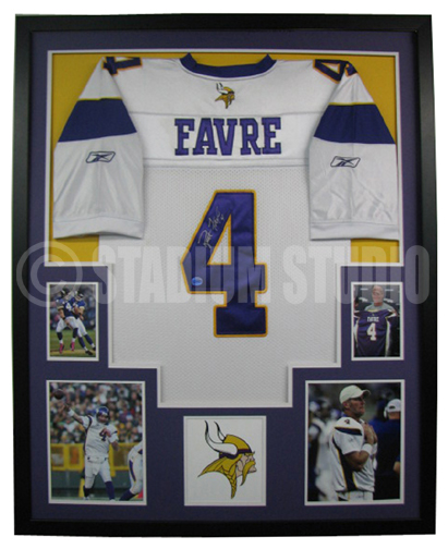 new products 90ffb ec6d7 brett favre vikings jersey