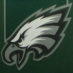 Maclin, Jeremy Framed Eagles Jersey_Logo