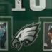 Maclin, Jeremy Framed Eagles Jersey_Photos