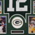 Rodgers, Aaron Framed Jersey2_Photos