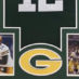 Rodgers, Aaron Framed Jersey_Photos