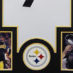 Roethlisberger, Ben Framed Jersey_Steelers_Photos