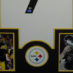 Roethlisberger, Ben Framed Steelers Jersey_White_Photos