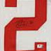 Strahan, Michael Framed Jersey_Number