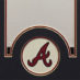Freeman, Freddie Framed Braves Jersey_Photos