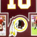 Griffin, Robert Framed Redskins Jersey_Photos