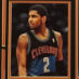 Irving, Kyrie Framed Cavaliers Jersey_Photos