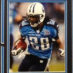 Johnson, Chris Framed Titans Jersey_Photo