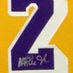 Johnson, Magic Framed Lakers Jersey_Number