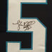 Kuechly, Luke Framed Panthers Jersey3_Number