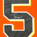 Lincecum, Tim Jersey_Orange_Number