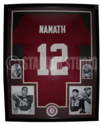Namath Alabama Jersey Finished