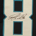 Olsen, Greg Framed Panthers Jersey2_Number