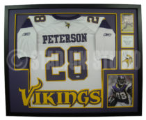 Peterson, Adrian Jersey_White
