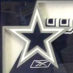 Romo, Tony Framed Cowboys Jersey_Logo