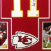 Smith, Alex Framed Chiefs Jersey_Photos