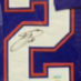 Smith, Emmitt Framed Gators Jersey_Number