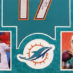 Tannehill, Ryan Framed Dolphins Jersey_Photos
