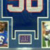 Taylor, Lawrence Framed Giants Jersey_Photos