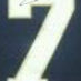 Theismann, Joe Framed Notre Dame Jersey_Number