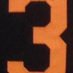 Tillman, Chris Framed Orioles Jersey_Number